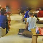 Bewegliches Klassenzimmer