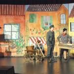 """Schauspiel 8. Klasse 2015: """"Zora und ihre Bande"""""""