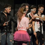 """Schauspiel 12.Klasse 2015: """"Blindenstadt"""""""