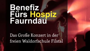 HospiFiz – das Benefizkonzert zugunsten des Hospiz @ Festsaal