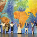 """Schauspiel 8. Klasse 2016: """"In 80 Tagen um die Welt"""""""