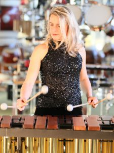 Percussionkonzert mit  Jasmin Kolberg & TalkingDrums @ Festsaal
