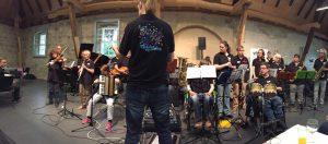 Konzert des Musikvereins Faurndau mit der Inklusions-Big Band Groove Inclusion @ Festsaal