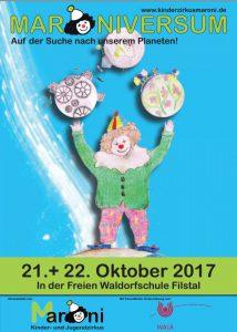 """Kinder- und Jugendzirkus """"Maroni"""" zu Gast @ Festsaal"""