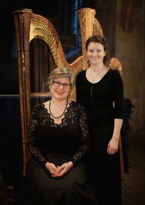 "Matinée: Harfen-Duo ""Cordaliante"" @ Festsaal"