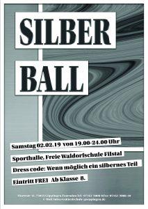 Silberball @ Sporthalle
