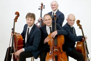 Rastrelli Cello Quartett: From Brahms To Beatles @ Festsaal
