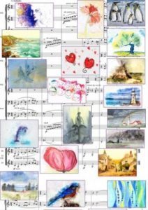 25 + 4 Aquarelle – Ein Sinfonisches Akkordeon-Konzert