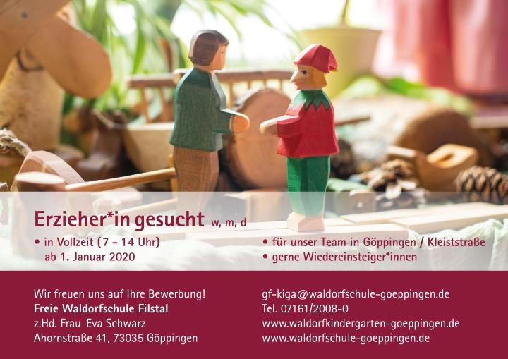 Freie Waldorfschule Filstal 73035 Göppingen Faurndau