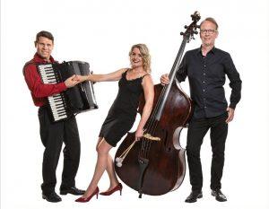 """Konzert Jasmin Kolberg Trio -  """"Zwischen den Welten"""""""